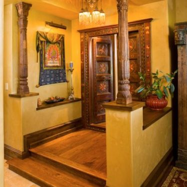 placement of main entrance according to vastu