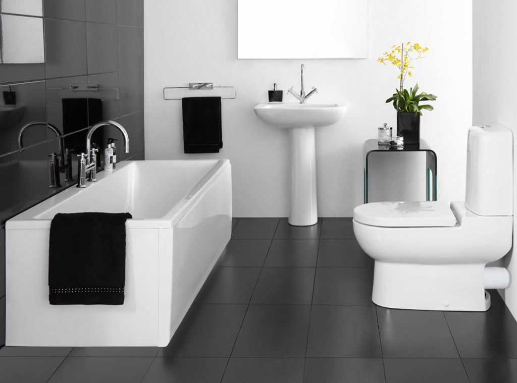 white black bathroom bathroom and toilets for positive energy and health 15122