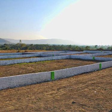 Land selection according to Vastu